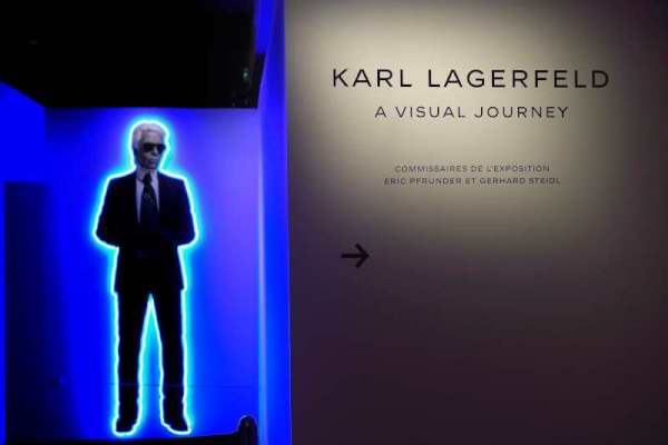 Exposition photo Karl Lagerfeld A Visual Journey