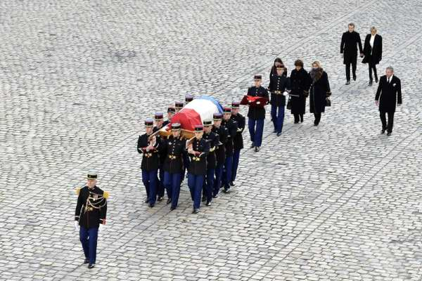 HOMMAGE NATIONAL JEAN D'ORMESSON