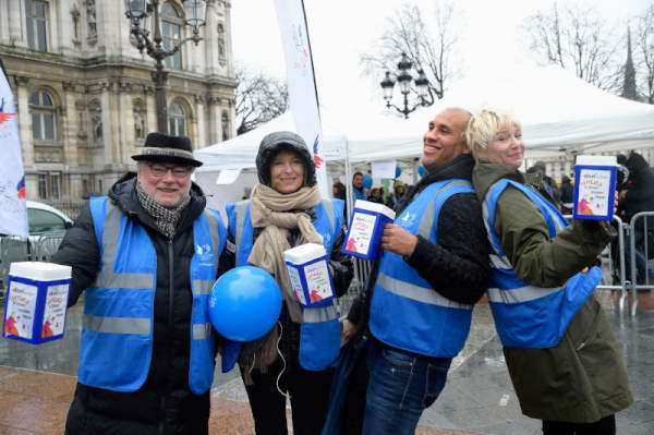SECOURS POPULAIRE - DON'ACTIONS