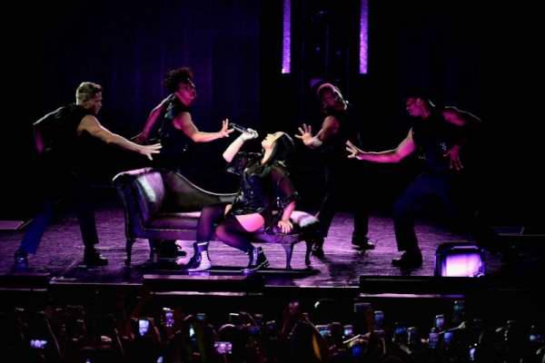 Concert Demi Lovato - Zenith Paris